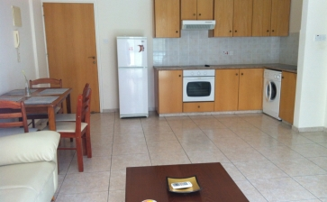54260, RENTED - One bed flat for rent near Larnaca Port