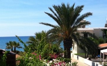 54389, RENTED - Two bed house for rent in Pervolia Larnaca