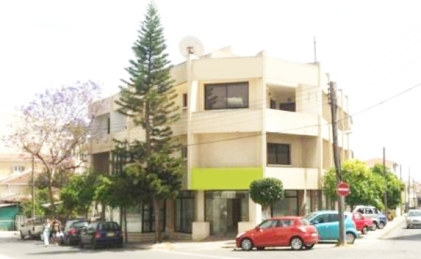 Commercial Building for sale in Larnaca Town Centre