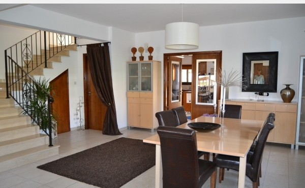 Detached four bed house for sale in Aradippou Larnaca