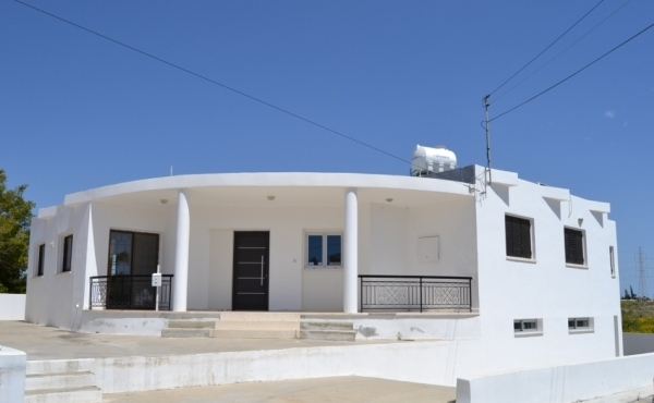 Detached bungalow for sale in Aradippou, Larnaca