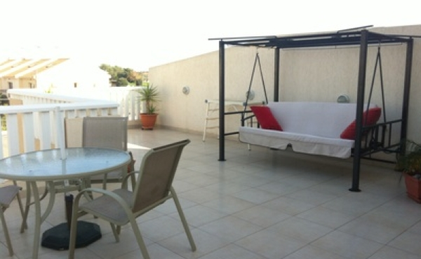 Two bed penthouse apartment for sale in Pervolia, Larnaca