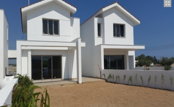 New two bedroom villas in the tourist area of Pyla In Larnaca