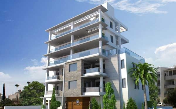 New modern apartments for sale in Larnaca Cyprus