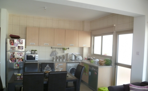 Modern two bed apartment for sale in Agios Georgios area in Larnaca