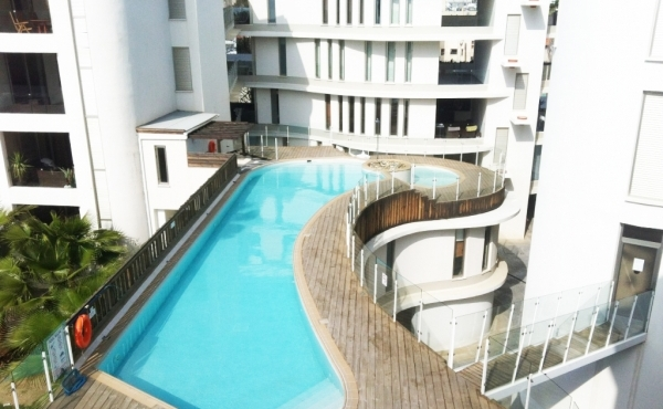 Luxury two bed apartment for sale in Larnaca Town centre