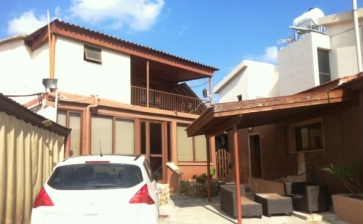 59388, Traditional village house for sale in Mazotos Larnaca
