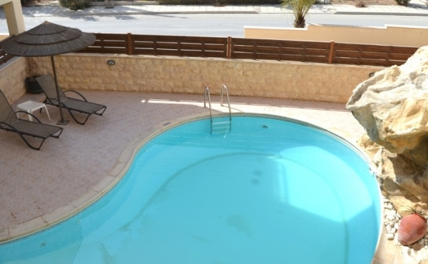 REDUCED - Furnished one bed apartment for sale in Tersefanou