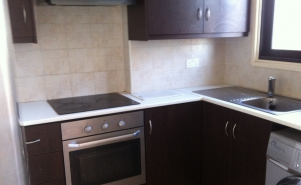 Two bed ground floor apartment for sale in Mazotos