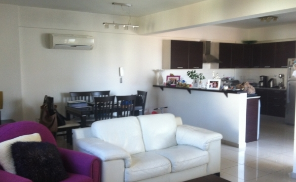 Nice two bed apartment for sale in Agios Nicolaos area in Larnaca
