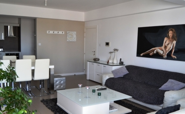 Luxury two bed apartment in Vergina Larnaca