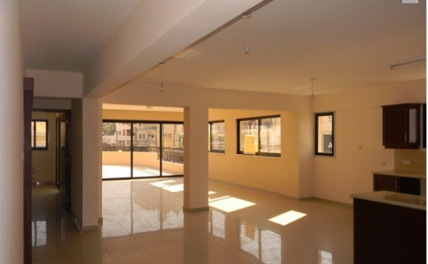 Large three bed apartment for sale in Larnaca