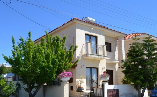 Four bed house for sale in Vergina Larnaca