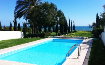 ML56619, Luxury sea front house for sale in Pervolia Larnaca
