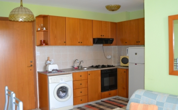 One bed apartment for rent in Pervolia