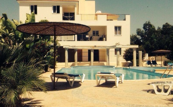 RENTED - Penthouse for rent in Tersefanou Larnaca