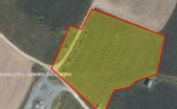 ML270, Residential land for sale in Athienou Larnaca