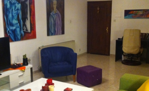 Two bed ground floor apartment for sale in Larnaca