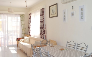 ML326, Two bed ground floor apartment for sale in Pyla