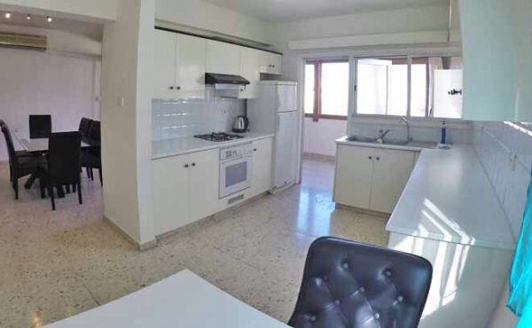 Three bed penthouse for sale in Larnca