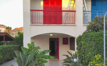 MZ342, Two bed house for rent near the beach in Pervolia