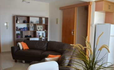ML343, Nice penthouse for sale in Tersefanou with deeds