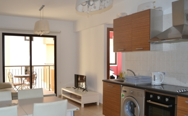 Modern 2 bedroom apartment for rent in Pervolia Larnaca