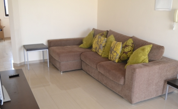 Large three bedroom penthouse for rent in Pervolia Larnaca