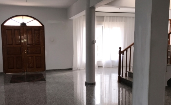 Three bed detached house for rent n Tersefanou Larnaka