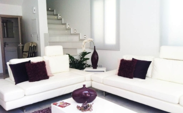 ML54387, Modern fully renovated house for sale in Pervolia & sea views