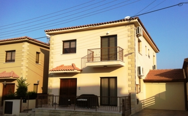 Four bed detached house for sale in Aradippou