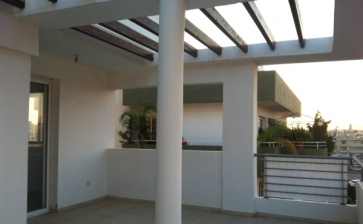 55555, Penthouse for sale in Larnaca with large veranda