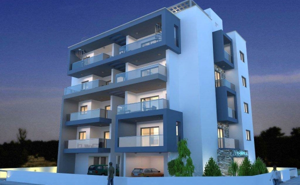 Deluxe apartments for sale in Faneromeni