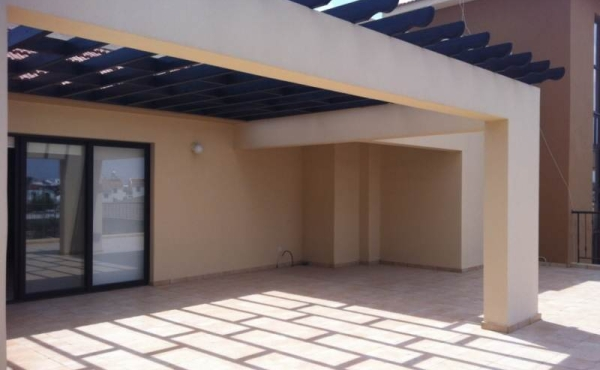 Two bed penthouse for sale in Aradippou Larnaca