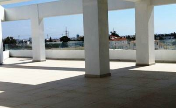 Two bed large modern penthouse for sale in GSZ area Larnaca
