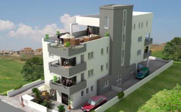 Three bed ground floor flat for sale in Tsiakkilero Larnaca