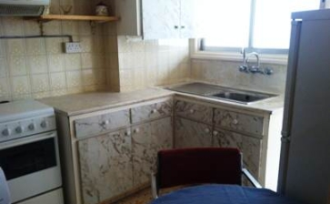 52896, RENTED - Two bed furnished flat for rent in Faneromeni