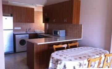 53071, RENTED - Two bed flat for rent in the Larnaca Port area